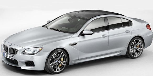 BMW M6 Gran Coupe Set for Summer Launch