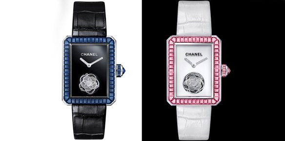 Chanel Launch New Premiere Flying Tourbillons