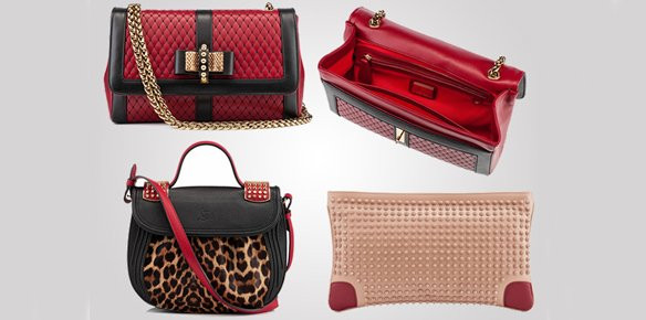 Christian Louboutin Designs New Women's Bag Collection