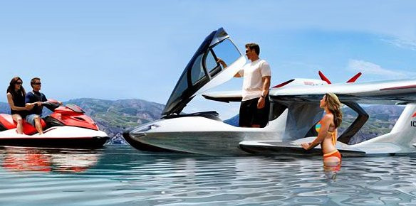 icon a5 is the ultimate aircraft for the sea. Black Bedroom Furniture Sets. Home Design Ideas