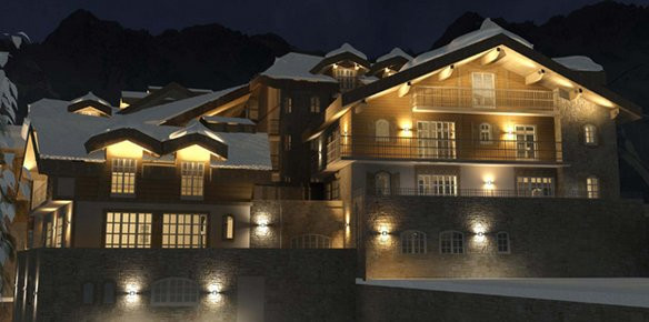 L'Apogee Courchevel Luxury Resort to Open in December