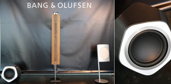 Bang & Olufsen Launches New Wireless Speakers
