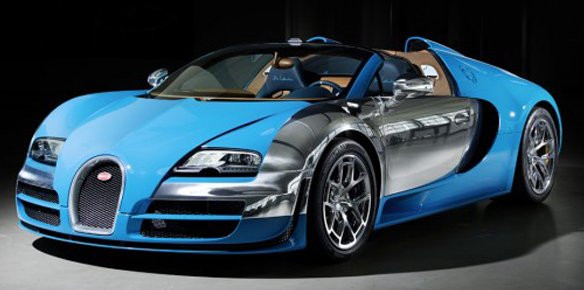 bugatti unveil special edition veyron in. Black Bedroom Furniture Sets. Home Design Ideas