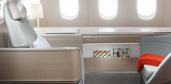 "Air France Unveil ""Haute Couture"" First Class Suite"