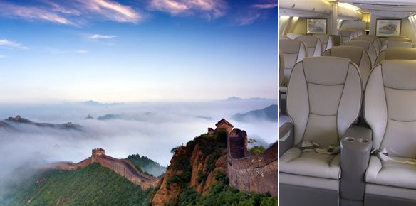"""Global Icons"" Private Jet Tour Visits World's Most Famous Landmarks"