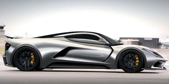 Hennessey Venom F5 Could Become World's Fastest Car