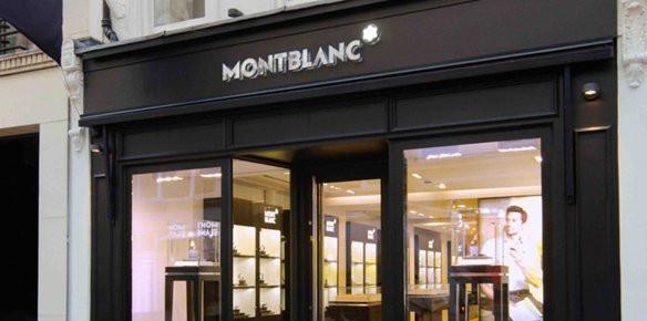 montblanc opens new london boutique. Black Bedroom Furniture Sets. Home Design Ideas