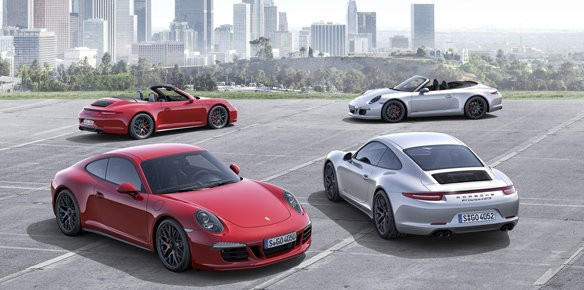 Porsche Launches Two New 911 Models