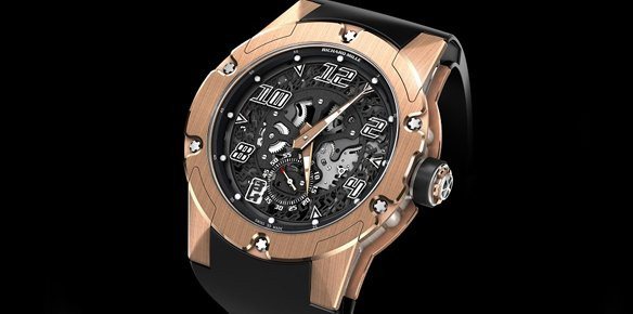 The New RM33-01 Automatic Watch by Richard Mille