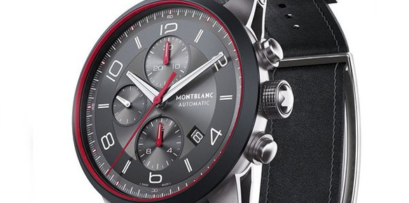 Montblanc E-Strap Turns your Watch 'Smart'