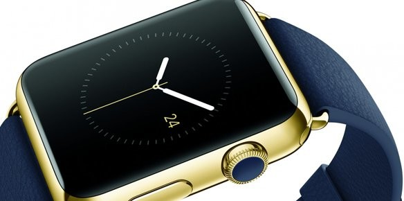 Apple Watch Gets Luxury Treatment with Gold Version Costing $10k