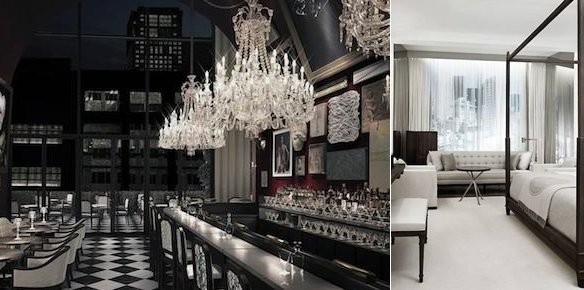 Baccarat Hotel Opens in New York