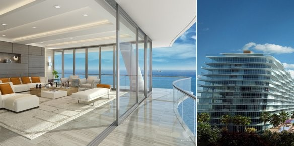 Fendi-Branded Miami Residences to Feature $25m Penthouse