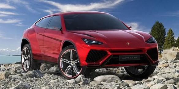 Lamborghini Unveils Details Of New Luxury Suv Superyachts Com