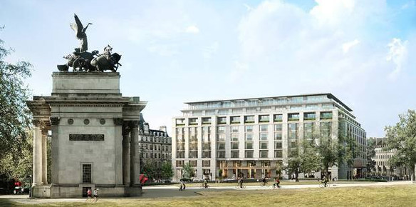 Peninsula Hotel Brand Coming to London
