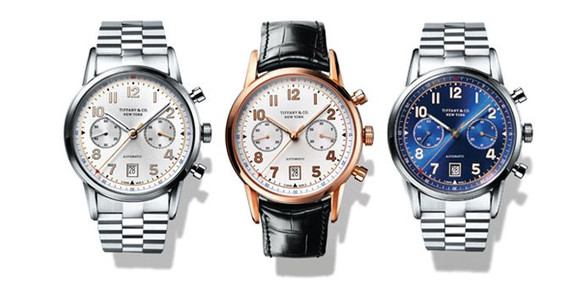 Tiffany's New CT60 Watches Rooted in History