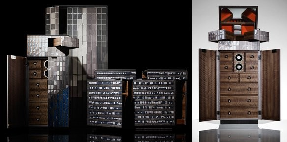 Linley Lightscape Collection the Ultimate Superyacht Furnishings