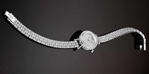 Hermes Unveil Faubourg Joaillerie Timepiece