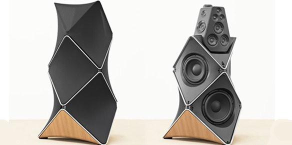 Stylish Speakers bang & olufsen create $80,000 beolab 90..   superyachts