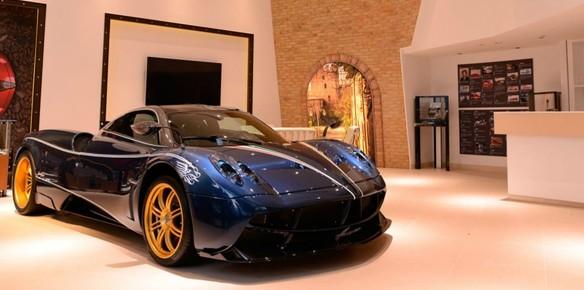 Pagani Huayra For Sale >> Pagani Opens New Global Showroom in Shanghai   superyachts.com
