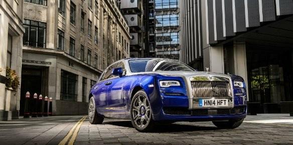 Rolls Royce Ghost Series Ii Ewb Named World Rsquo S Best Super Luxury Car