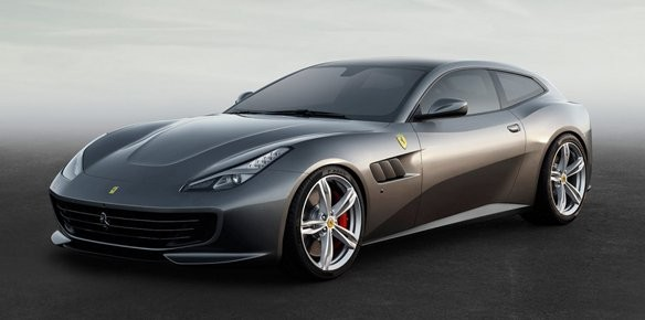 Ferrari to Unveil Revamped FF: The GTC4Lusso