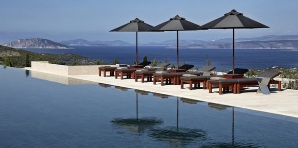 Luxury Villa Opens at Amanzoe Resort in The Peloponnese