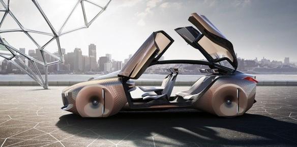 BMW Mark Centenary With Vision Next Superyachtscom - Bmw 100 series