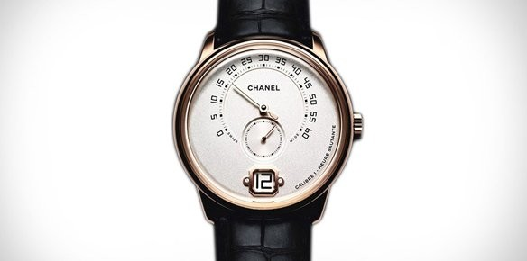 Chanel Debuts its First Ever Men's Watch