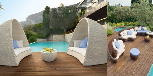 Offering Original And Innovative Outdoor Furniture Solutions From The  Pool Side To The Yacht Deck Is Fine Designer Of Wood And Rattan Furniture  Roberti ...