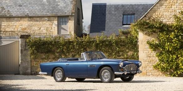 aston martin sale. Bonhams\u0027 Aston Martin Sale To Feature 1960s Classics