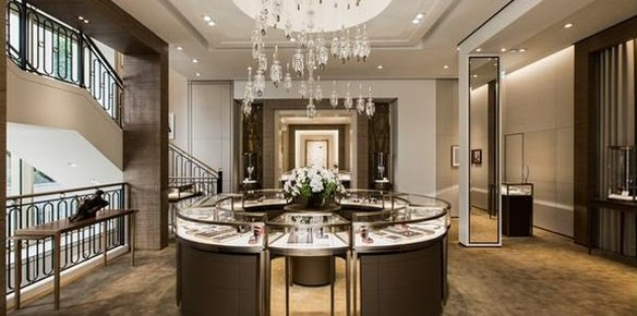 Cartier opens new store in seoul for High design jewelry nyc