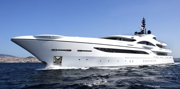 Superyacht in Focus: Motor Yacht Vicky
