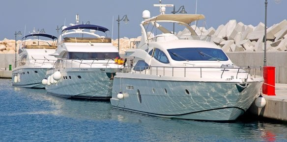 Limassol Marina Welcomes First Superyachts