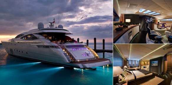 Andrew Winch yacht Carcharias: powerful   | superyachts com
