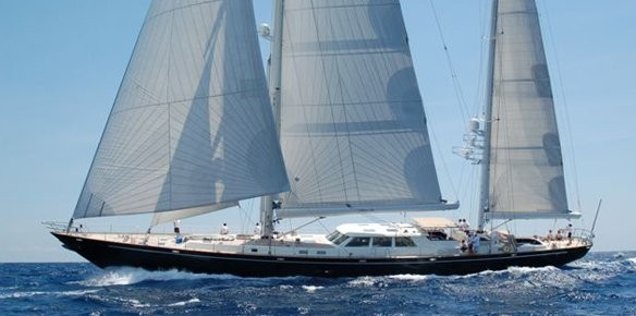 William Tai Sailing Yacht