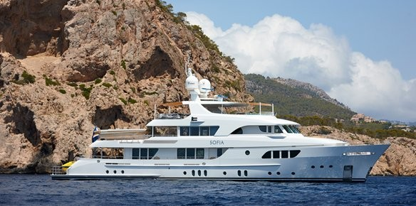 Moonen Launches Sofia: Their Largest Superyacht To Date