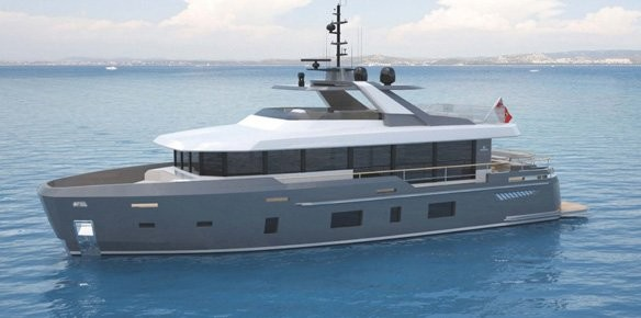 Kingship & AXIS Unveil New Discovery 88 Motor Yacht