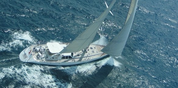 Dahm International Sell Sailing Yacht Alta Marea