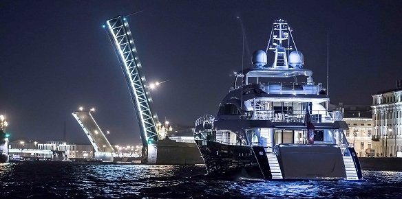 Princess Yachts International Has Announced The Delivery Of Second Hull For 40M Superyacht