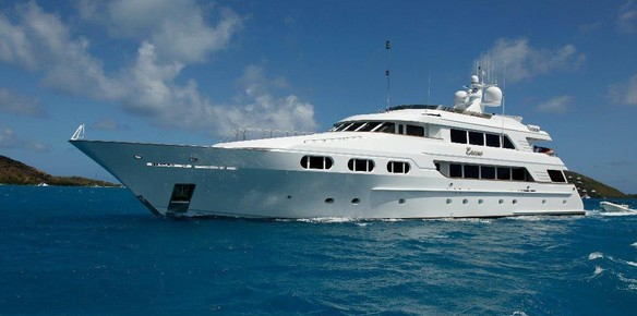 IYC Sells Motor Yacht Encore