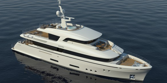 Moonen Shipyards Sells First Yacht In New Caribbean Range