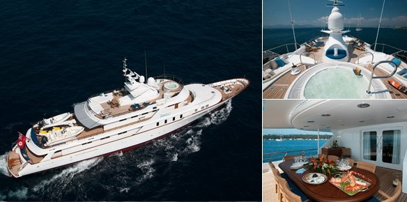 YPI Has Reduced The Sale Price Of 4882m Motor Yacht Mary Jean Built In 1981 By Campanella Superyacht Emerged From A Multi Million Dollar Refit