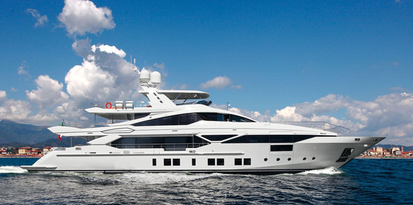 Benetti Launches Veloce 140 At 2014 Flibs Superyachts Com