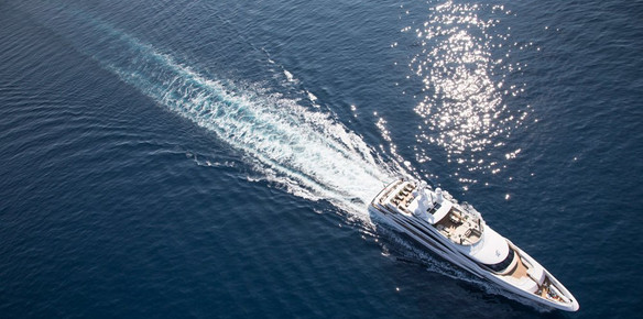 Superyacht In Focus: Illusion V (photos courtesy of Benetti)