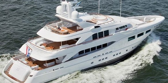 Edmiston Announce Sales of M/Y SnowbirD