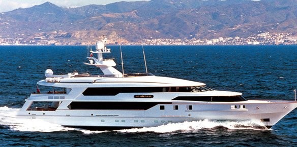 Oceanco-Built M/Y Anedigmi is Sold