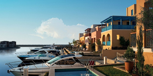 First Exclusive Villas At Limassol Marina Reach Completion