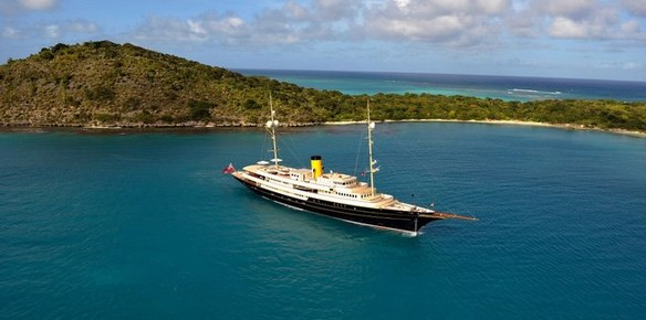 Superyacht Nero (photos courtesy of bluewater)