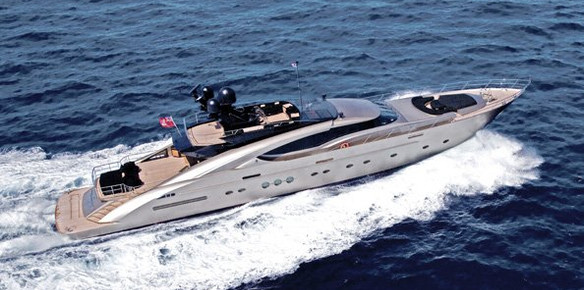 Y.CO Sells Palmer Johnson Superyacht Griffin